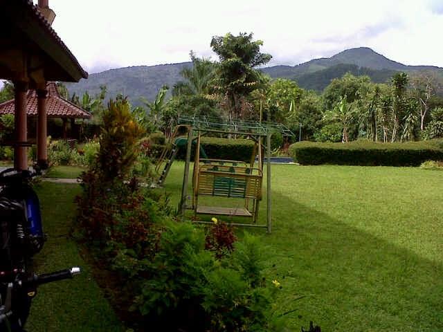 Halaman Villa
