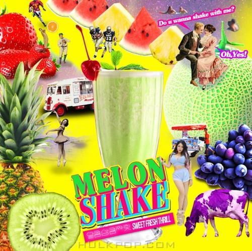 Sweet Fresh Thrill – 멜론쉐이크 – Single