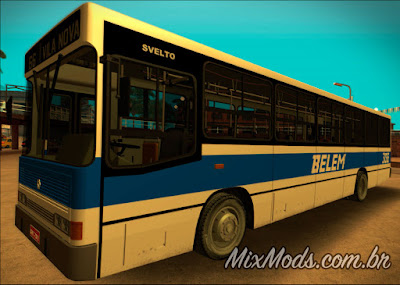 mod ônibus brasileiro de belém para gta sa