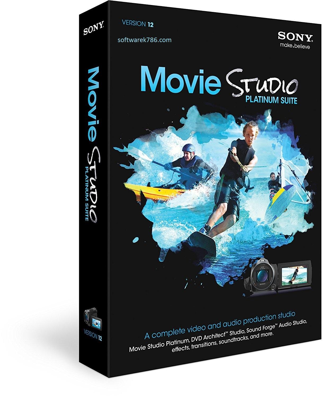 Sony Movie Studio Platinum 12 Full Version Free Download