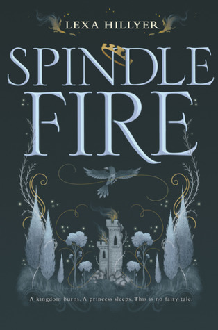 Spindle Fire book cover