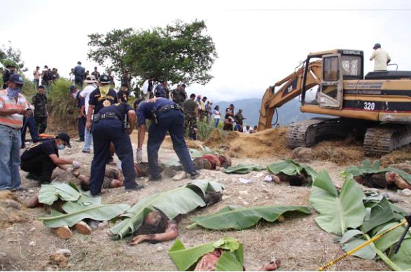 Backhoe operator links Ampatuans to Maguindanao Massacre