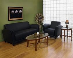 Mayline Santa Cruz Lounge Furniture Set