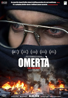Omerta Budget, Screens & Box Office Collection India, Overseas, WorldWide