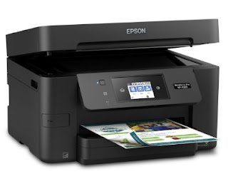 Epson WF-4720 Driver Free Downloads