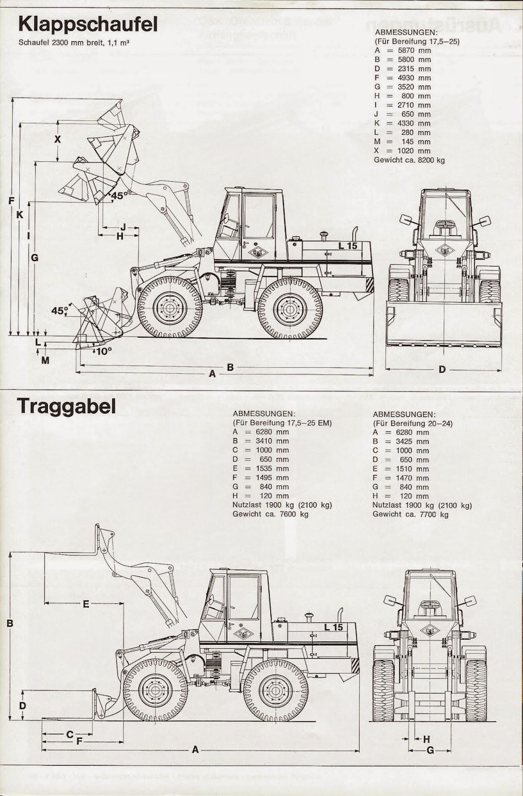 RS-O&K Baumaschinen: O&K L15