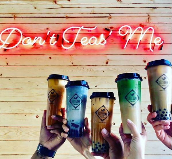 Sept. 15 | Loose Leaf Boba Company Opens in Long Beach Offering Free Drinks