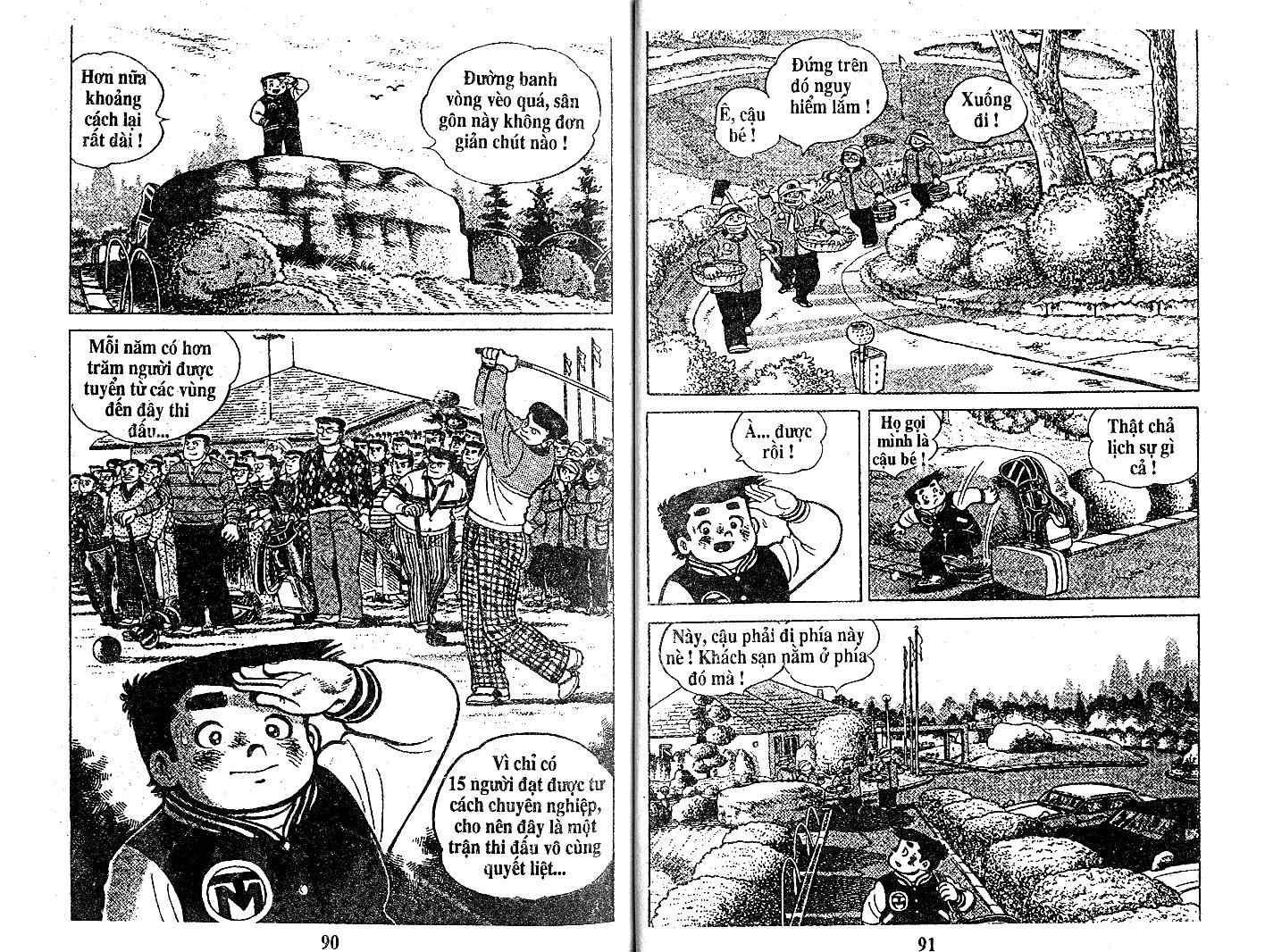 Ashita Tenki ni Naare chapter 21 trang 44
