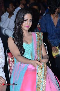 Actress Naina Ganguly Stills in Long Dress at Vangaveeti Audio Launch  0099.JPG