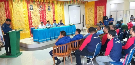 Dinas Kebakaran Kota Padang Wujudkan Kecamatan Cerdas Bencana Berbasis Masyarakat