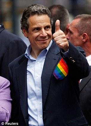 mario cuomo gay