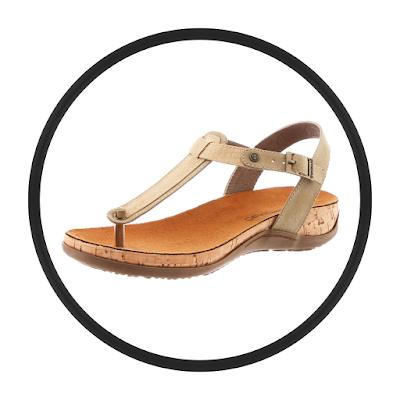 Bearpaw Mila Women's Sandals