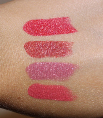 Kat Von D Studded Kiss Lipsticks Swatches