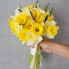 daffodil buket bunga surabaya kayon1