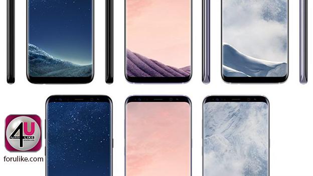 Galaxy S8 - S8 Plus