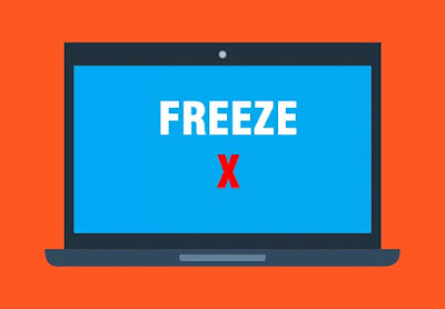 Freeze dan hang pada laptop