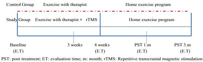 図:rTMSで嚥下障害治療
