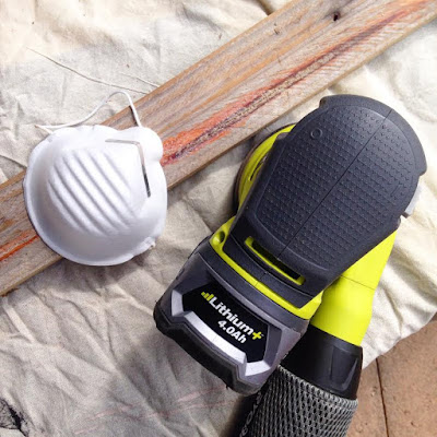 Electric Sander for Weekend DIY Projects