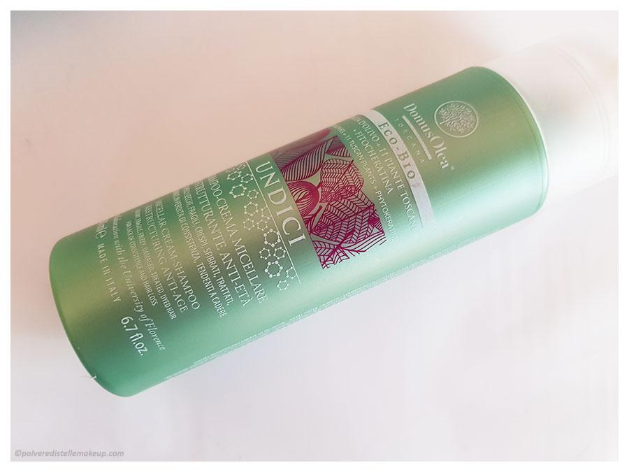 Shampoo Crema Micellare Ristrutturante Anti-età Domus Olea Toscana
