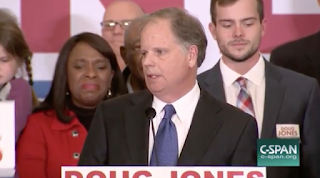 Democrat Doug Jones' victory poses a threat to Senate Republican agenda