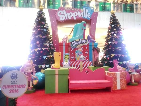 Shopkins Holiday Celebration At SM City Marikina!