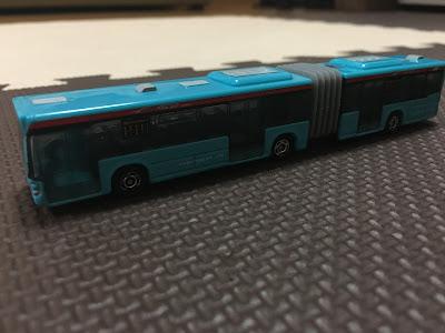 トミカ 連結バス