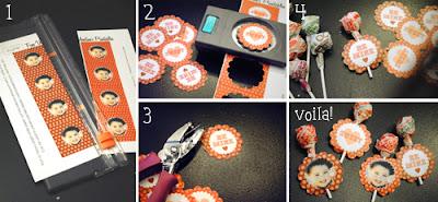 DIY: Lollipop Valentine's