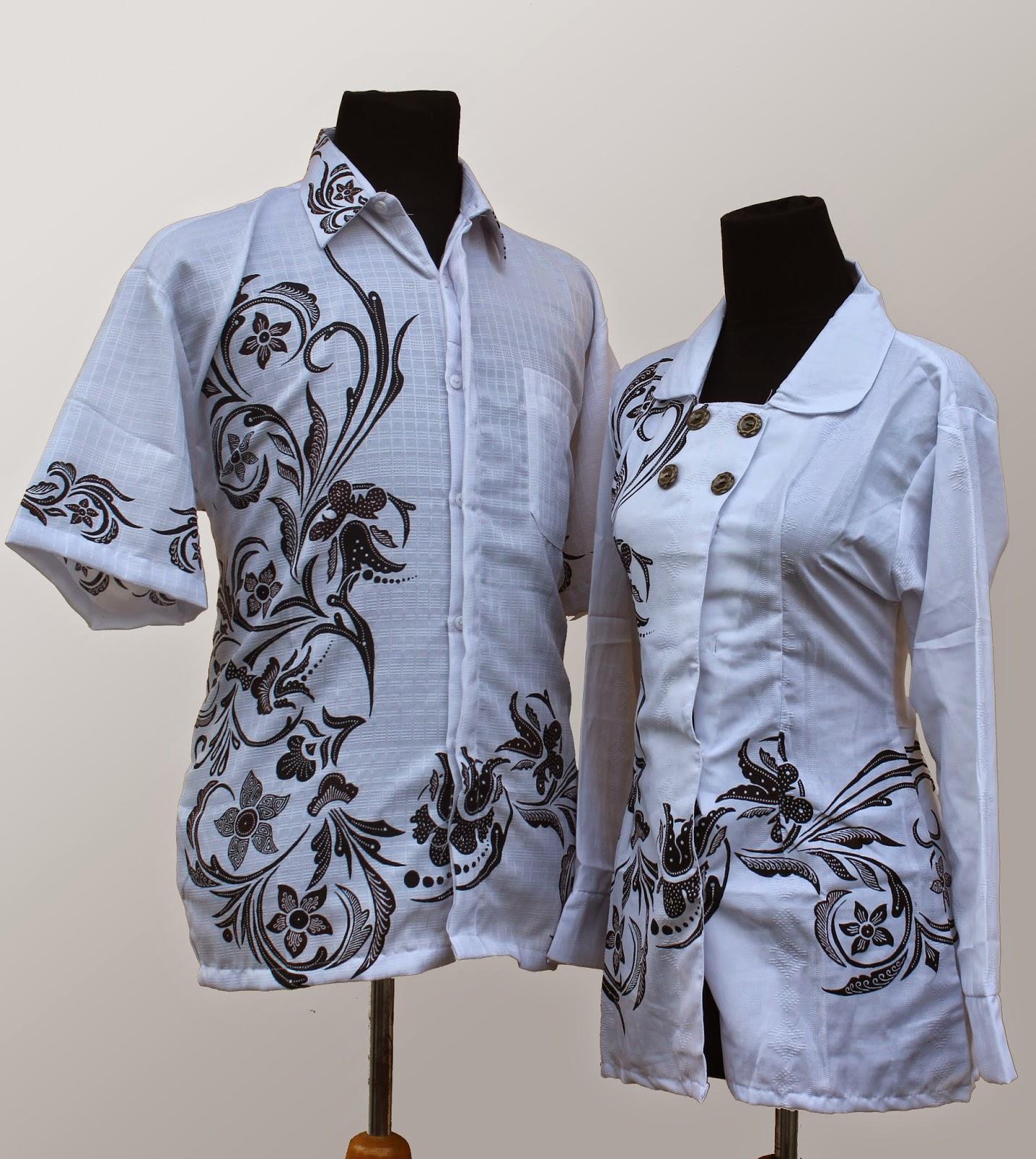 Baju Batik Tanah Abang Murah: Grosir Baju Batik Murah Berkualitas Tanah Abang