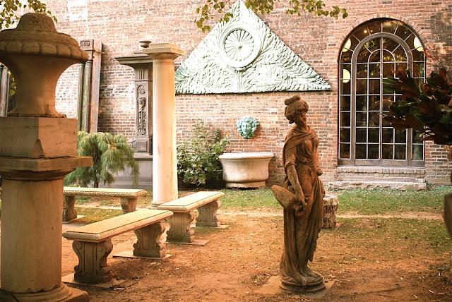 el jardín de la galería de la calle elizabeth