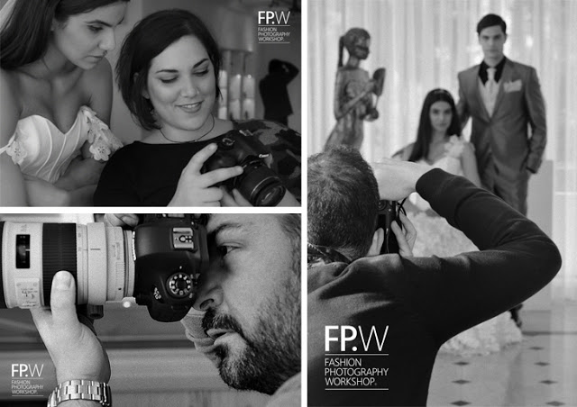 Fashion Photography Workshop by George Dimopoulos ΣΕΜΙΝΑΡΙΑ ΦΩΤΟΓΡΑΦΙΑΣ The Masterclass Series Weekend Edition