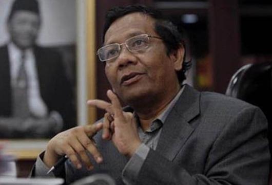 Mahfud Anggap Ucapan Prabowo Mengejek Warga Boyolali