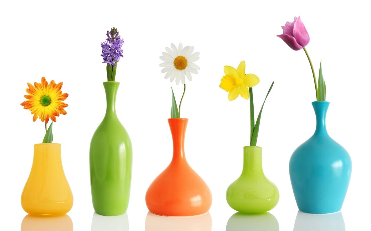 CUENTAMELU: Flores, floreros, flores.