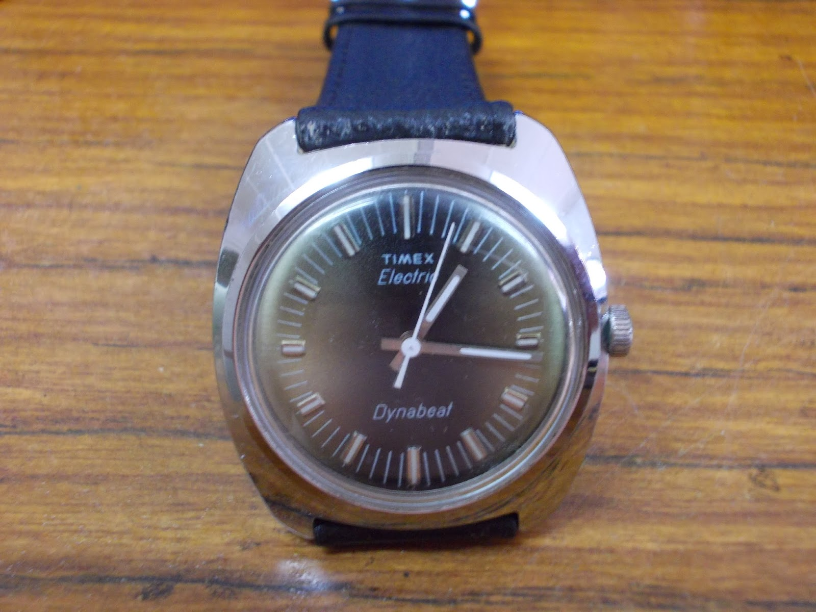 Vintage Watches Timex Electric Dynabeat Rm170