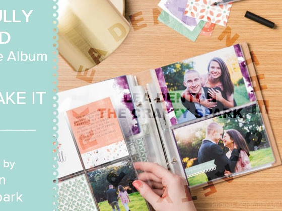 You Can Make It Monday - Delightfully Detailed Memories & More Album Supply Set from Stampin' Up!