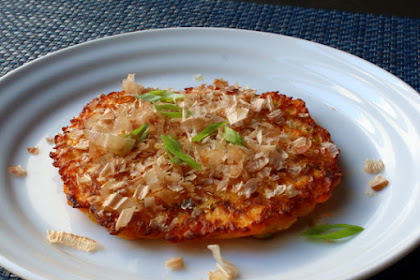 Kimchi Pancakes – Come for the Savory Pancake, Stay for the Dancing Fish Flakes