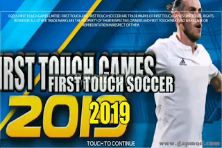 New FTS 2019 by Arief Dzul Mod APK OBB+Data