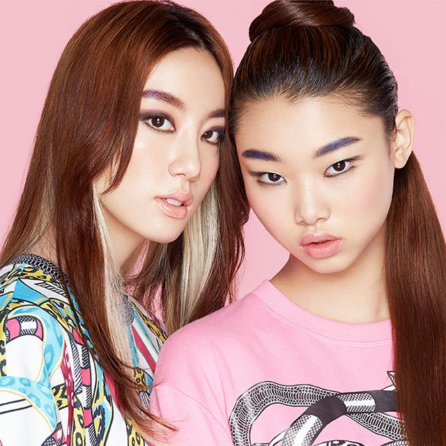 Shu Uemura collaborates with Korean brand KYE