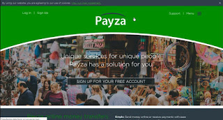 HOW TO CREATE PAYZA ACCOUNT