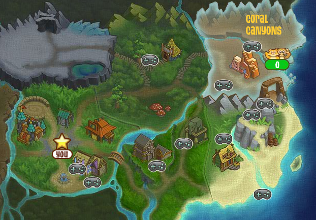 Animal Jam Storm Guide May 2014