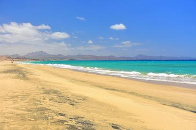 Plaże Fuerteventury