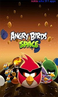 free angry birds space game for nokia 5233