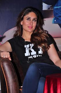 Actress Kareena Kapoor Stills in Denim Jeans at Ki & Ka Movie Pressmeet  0047.jpg