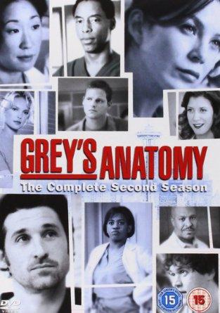 Baixar Grey's Anatomy 2ª Temporada Dublado