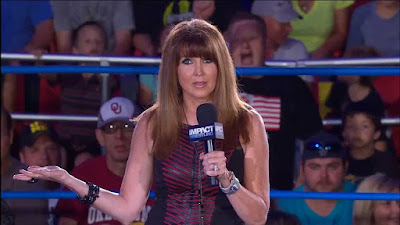 WWE TNA Dixie Carter Wrestling