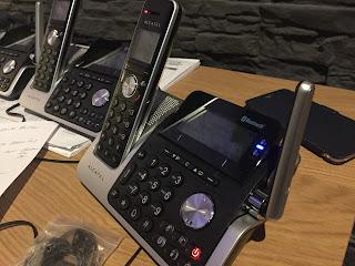 Centralita Telefónica con Bluetooth