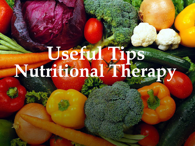 Nutritional Therapy - Useful Tips