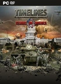 Timelines: Assault on America PC Cover Box Art
