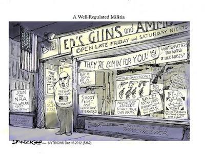 Be a man, buy a gun