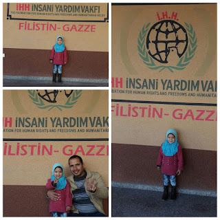 silahturahmi kami ke kantor IHH turkey cabang gaza palestine