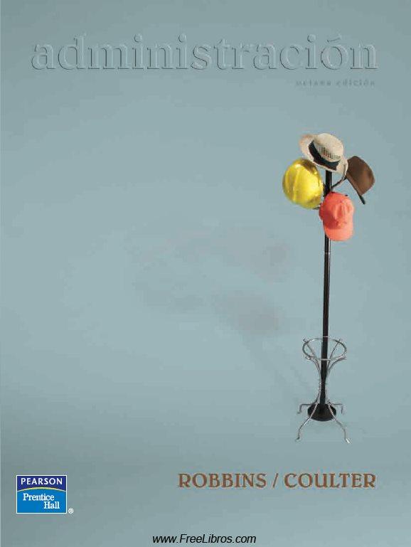 Administración, 8va Edición – Stephen P. Robbins y Mary ... - photo#1